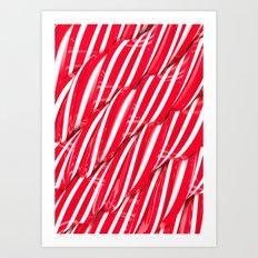 Sugar Surface Art Print