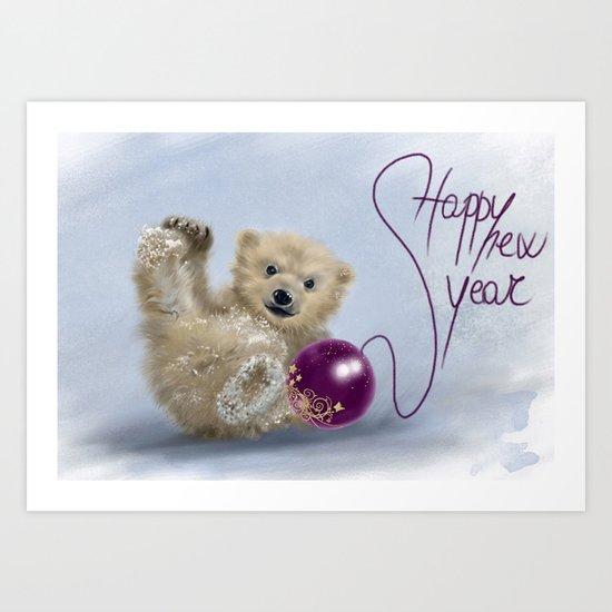 good year Art Print