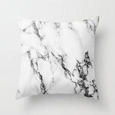 Marble #texture Throw Pillow