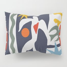 Inspired to Matisse Pillow Sham