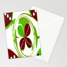 Pattern One  Stationery Cards