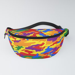 Homouflage Gay Stealth Camouflage Fanny Pack
