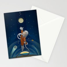 Space is the place Stationery Cards