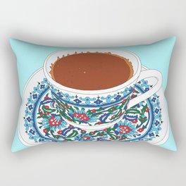 Turkish Coffee Rectangular Pillow