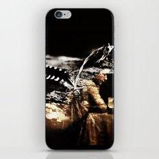Dreams of Wings iPhone & iPod Skin