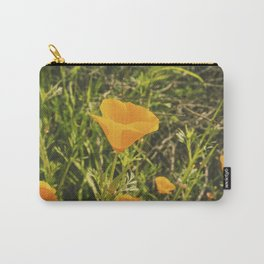 California Poppies 006 Carry-All Pouch