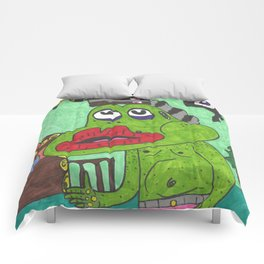 Chump Change Comforters