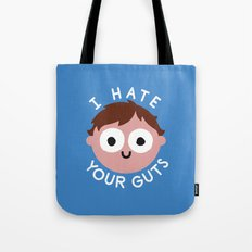 Grinsincerity Tote Bag