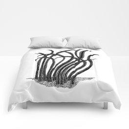 Swamp Plant Comforters
