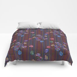 sea shell imagination  Comforters