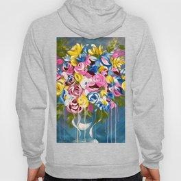Bright Flowers Hoody