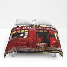 Murphys Pub, Dingle Comforters