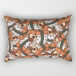 Puglie Salmon Sushi Rectangular Pillow
