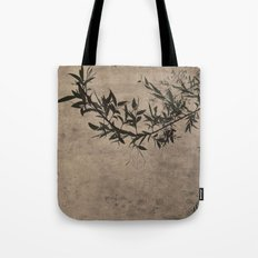 Oriental Breeze Tote Bag