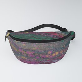 Gemstone Ore Fanny Pack