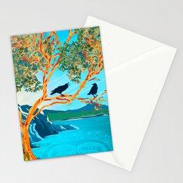 First People, Salish Coast. Stationery Cards