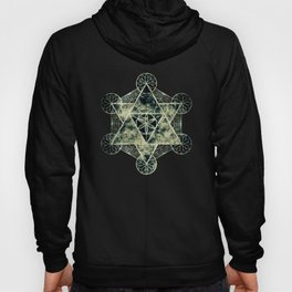 Sacred Geometry for your daily life -  Platonic Solids - IGNIS Hoody