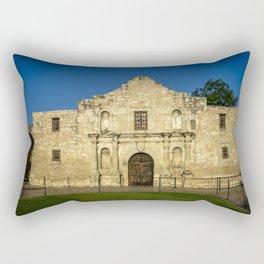 Empty Alamo Rectangular Pillow