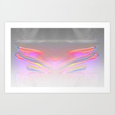 illicitly Art Print