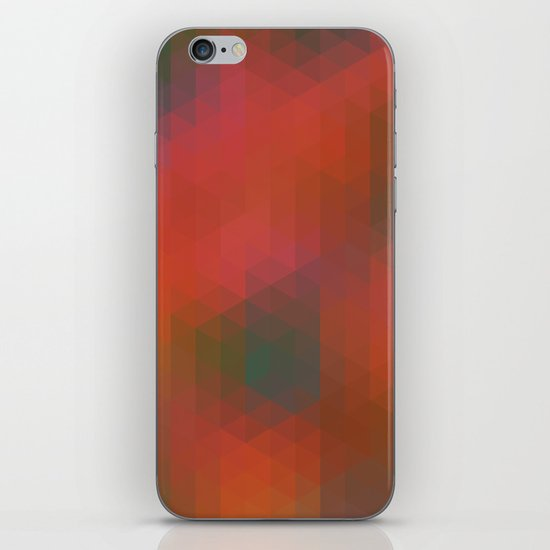 Stack iPhone & iPod Skin