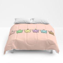 Bubble tea Comforters