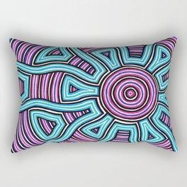 Another Time Rectangular Pillow