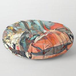 Nameless Recreation  Floor Pillow
