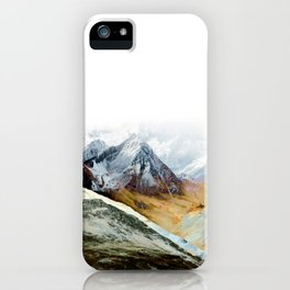Mountain 12 iPhone Case
