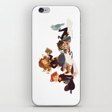 Important Wizarding iPhone & iPod Skin