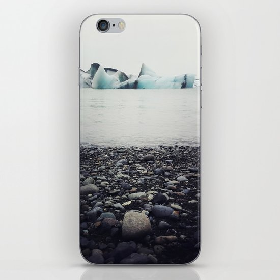 icebergs  iPhone & iPod Skin