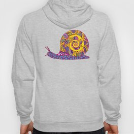 Colorful Snail Hoody