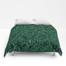 CoriandoliTech 27 Comforters
