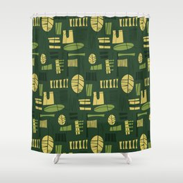 Molokai Shower Curtain