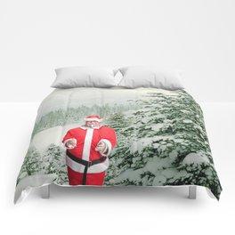Merry Christmas, Colonel Sanders Comforters