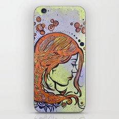 In my head iPhone & iPod Skin