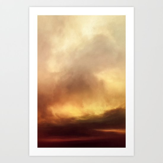 Never Ending Journey Art Print