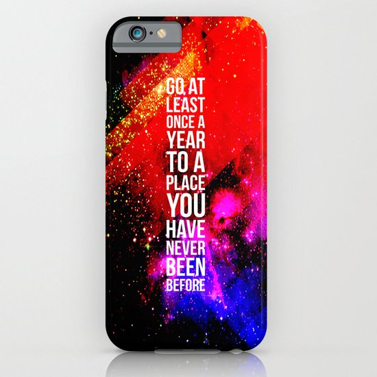Travel! iPhone & iPod Case