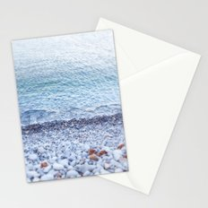 Standing and Staring Stationery Cards