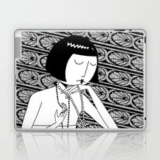 Eloise was fascinated by the surrealist movement and talked of nothing else Laptop & iPad Skin
