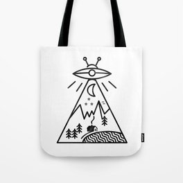 They Made Us Tote Bag