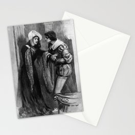 The Duchess of Padua Stationery Cards