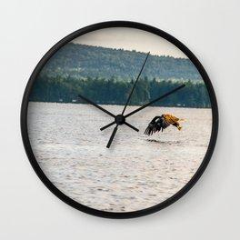 Master Fisher Wall Clock