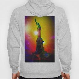 New York NYC - Statue of Liberty 10 Hoody