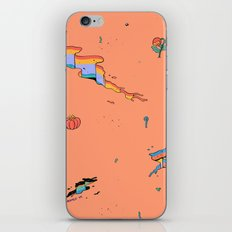 In The Canyon iPhone & iPod Skin