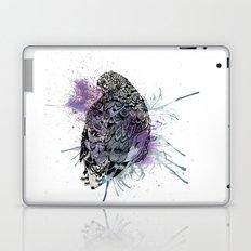 Patterned Quail Laptop & iPad Skin