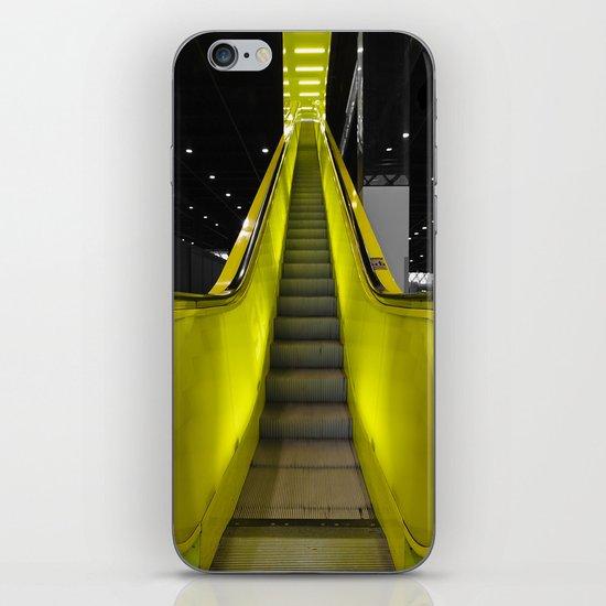 Escalator iPhone & iPod Skin