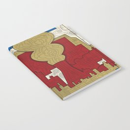'Segregated By Design' Poster Notebook
