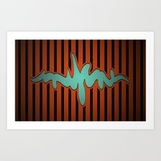 Nobius Art Print