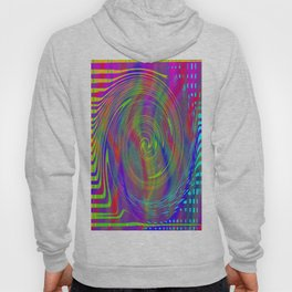 Colour bytes Hoody