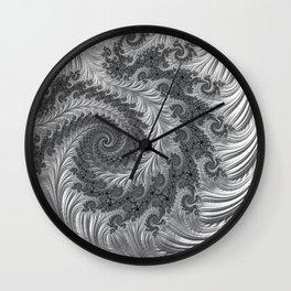 Arctic Night 2 Wall Clock